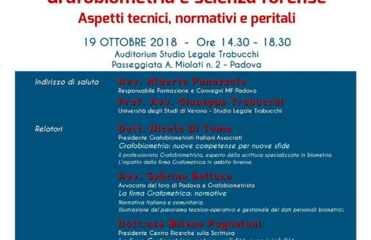 Padova movimento forense