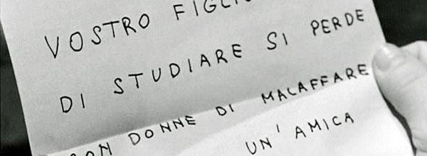 perizia calligrafica grafologica lettere anonime